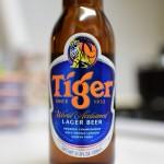 シンガポールのタイガービールを飲んでみた