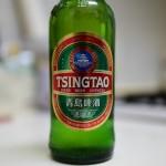中国のビール、青島(チンタオ)ビール飲んでみました