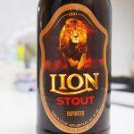 ライオンビールなるものを飲んでみた