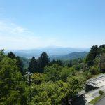 妙見山に登ってきました