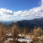 1月2日に丹沢の大山に登ってきました!