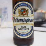 ヴァイエン・ステファン・ヘフヴァイスなるドイツビール飲んでみました!