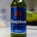 ドイツビールのオランジブーンを飲んでみた