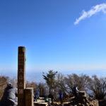 2018年元旦・丹沢の大山に登ってきました!