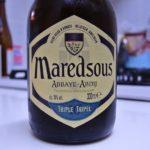 ベルギーのマレッツ・トリプルを飲んでみました!