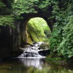 【観光】千葉県の濃溝の滝と外房の仁右衛門島に行ってきました