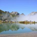 【登山部】唐松岳の八方池まで行ってきました!