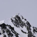 【登山部】唐松岳に登りましたが途中撤退しました、、、