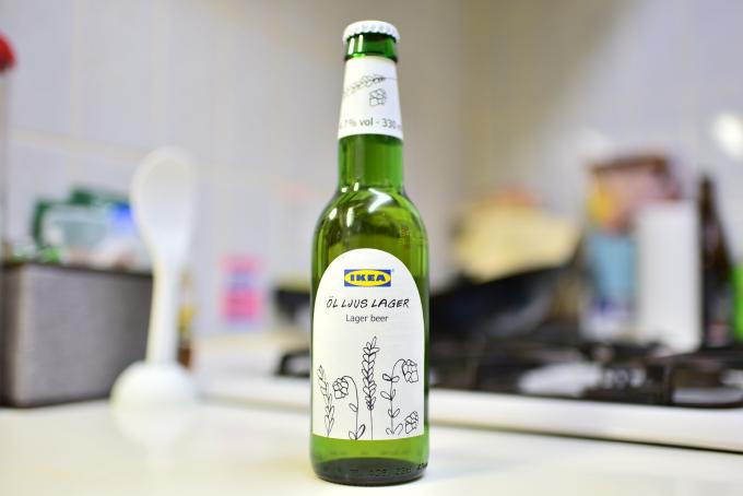 イケアビール