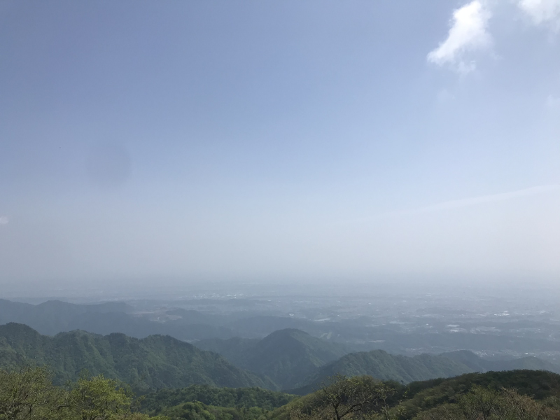 丹沢・大山